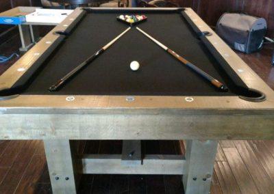 denver pool table